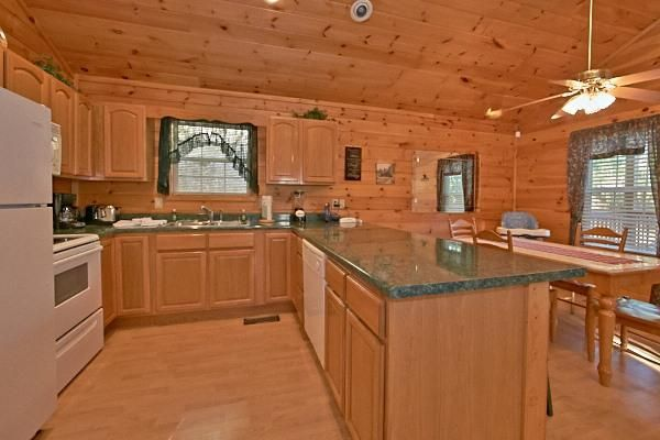 vacation rental property near pigeon Forge